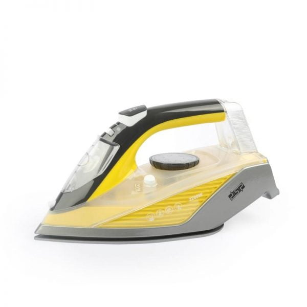 dsp steam flat iron kd1010